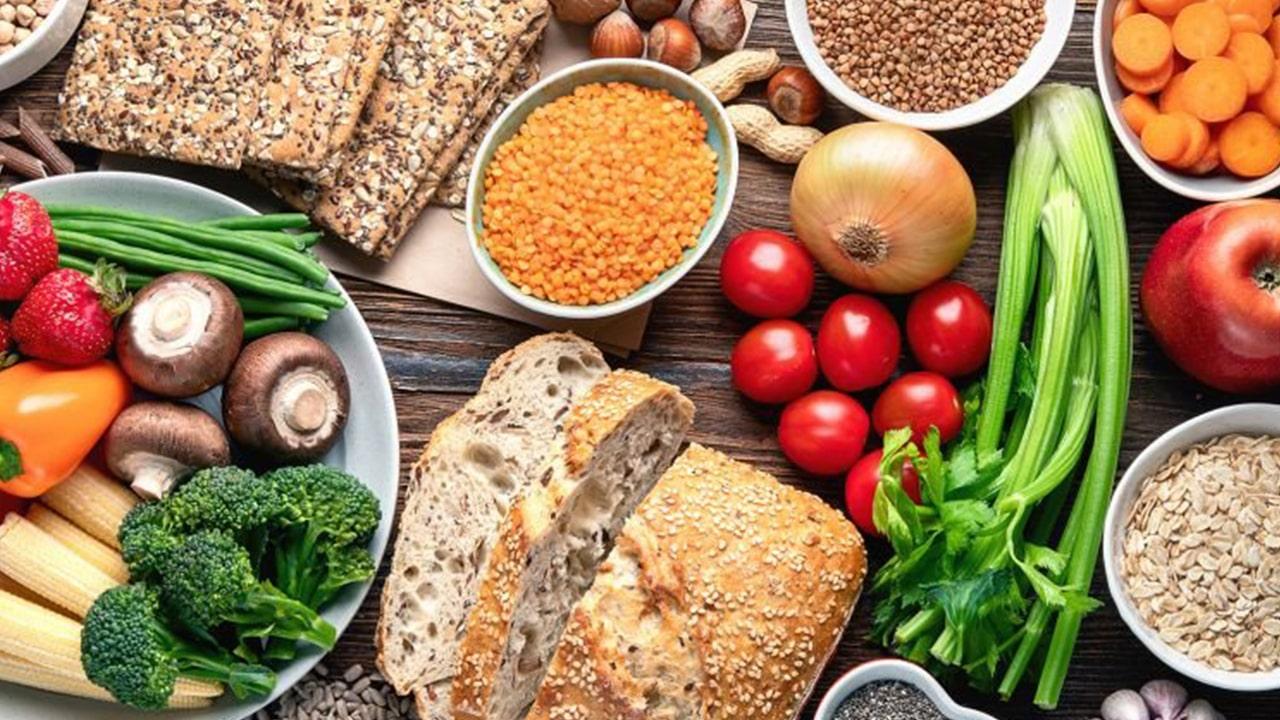 Eating fiber-rich foods