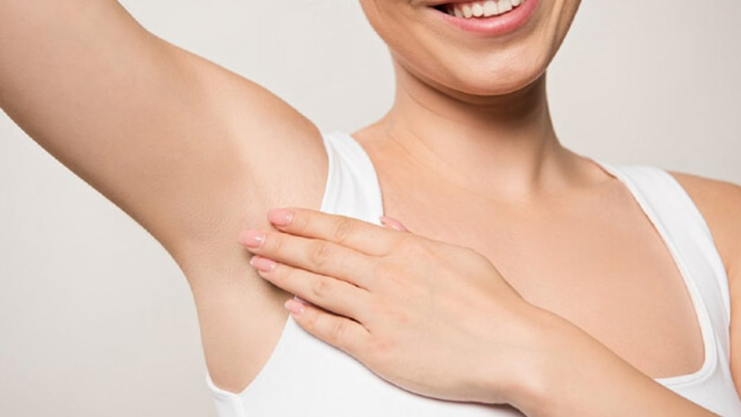 How To Lighten Your Underarms At Home Easily